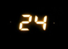 24 is also the name of a television show.